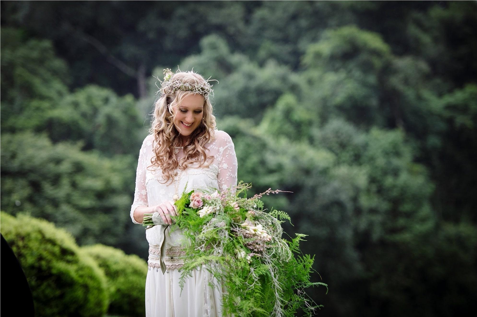 Bespoke wedding dress durban from Oh Huntress